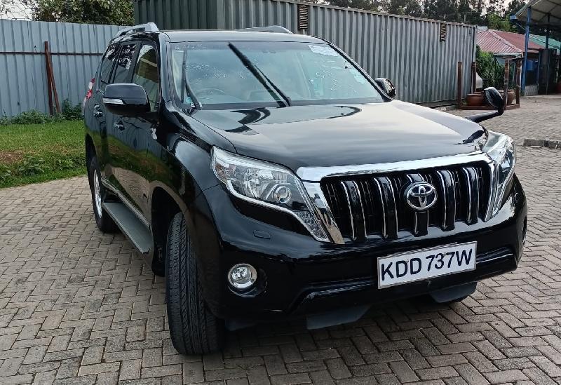 Kenya Nairobi TOYOTA LAND CRUISER PRADO 7 SEATER TX-L(2015) importer catalog | Buy/import TOYOTA LAND CRUISER PRADO 7 SEATER TX-L(2015) to Nairobi, Kenya direct from Japan auction