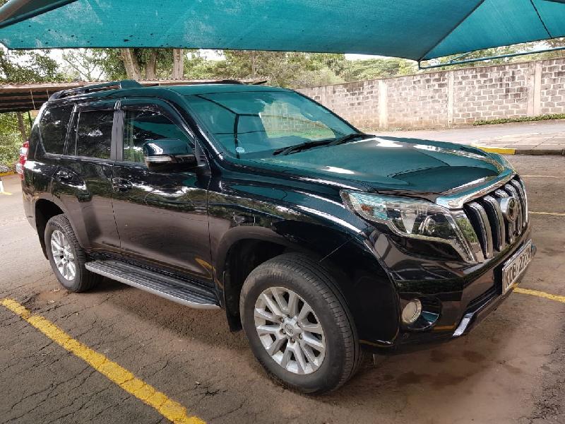 Kenya Nairobi TOYOTA LAND CRUISER PRADO TZ-G(2015) importer catalog | Buy/import TOYOTA LAND CRUISER PRADO TZ-G(2015) to Nairobi, Kenya direct from Japan auction
