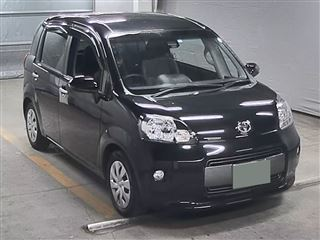 Import and buy TOYOTA PORTE 2016 from Japan to Nairobi, Kenya