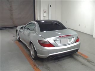 Import and buy MERCEDES BENZ SLK CLASS 2014 from Japan to Nairobi, Kenya