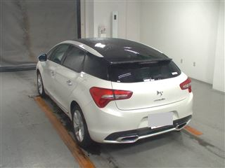 Import and buy CITROEN DS5 2014 from Japan to Nairobi, Kenya
