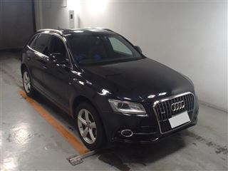 Import and buy AUDI Q5 2013 from Japan to Nairobi, Kenya