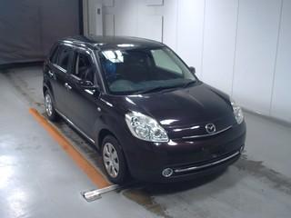 Import and buy MAZDA VERISA 2013 from Japan to Nairobi, Kenya