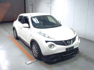 Import and buy NISSAN JUKE 2013 from Japan to Nairobi, Kenya