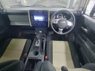 Import and buy TOYOTA FJ CRUISER 2018 from Japan to Nairobi, Kenya