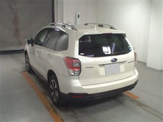 Import and buy SUBARU FORESTER 2016 from Japan to Nairobi, Kenya