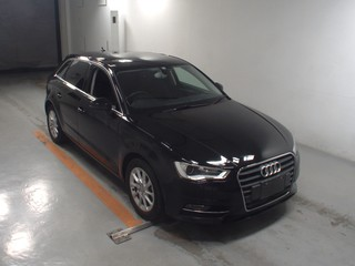 Import and buy AUDI A3 2015 from Japan to Nairobi, Kenya
