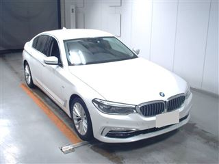 Import and buy BMW 5 SERIES 2017 from Japan to Nairobi, Kenya