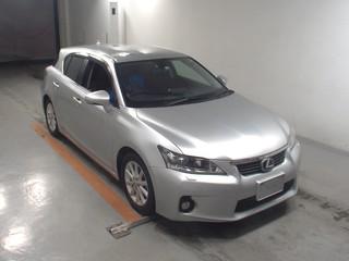 Import and buy LEXUS CT 2013 from Japan to Nairobi, Kenya