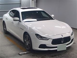 Import and buy MASERATI GHIBLI 2014 from Japan to Nairobi, Kenya