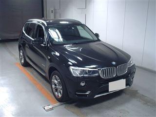 Import and buy BMW X3 2015 from Japan to Nairobi, Kenya