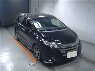 Import and buy HONDA ODYSSEY 2014 from Japan to Nairobi, Kenya