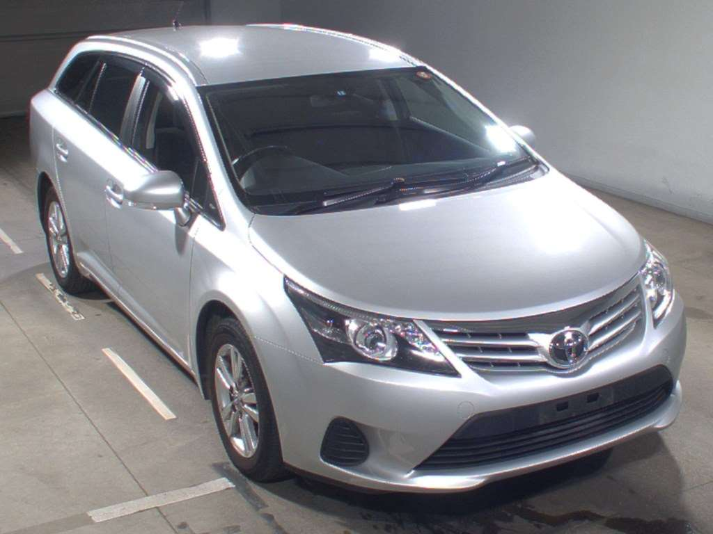 Buy Import Toyota Avensis Wagon 2013 To Kenya From Japan Auction Kes Diagram