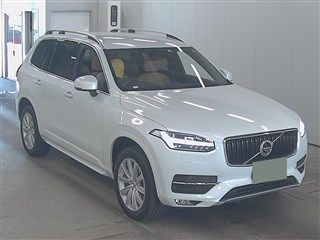 Buy/import VOLVO XC90 (2018) to Kenya from Japan auction