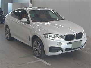 Import and buy BMW X6 2015 from Japan to Nairobi, Kenya