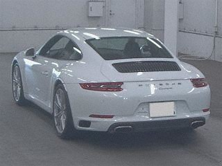 Import and buy PORSCHE 911 2016 from Japan to Nairobi, Kenya