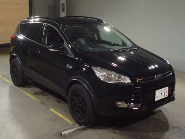 Import and buy FORD KUGA 2016 from Japan to Nairobi, Kenya