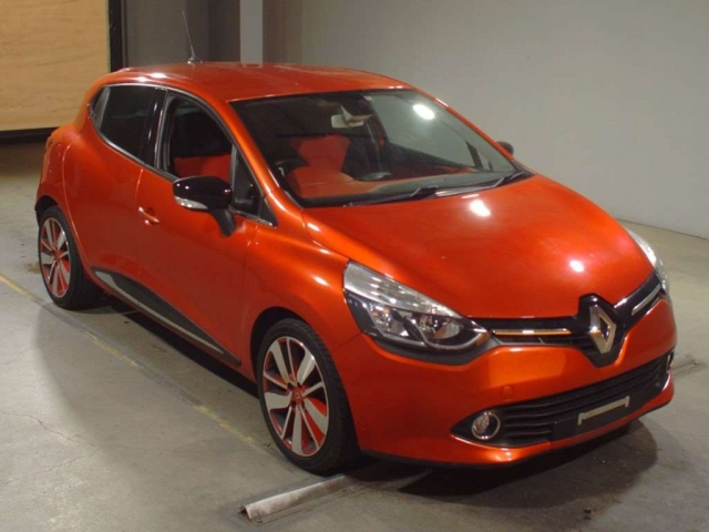 Import and buy RENAULT LUTECIA 2014 from Japan to Nairobi, Kenya