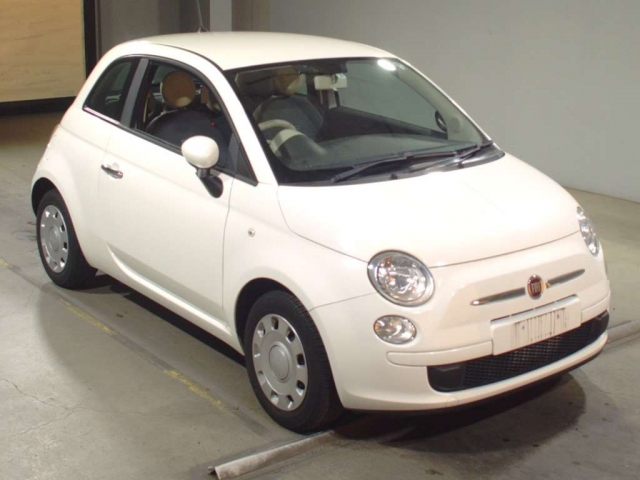 Import and buy FIAT 500 2015 from Japan to Nairobi, Kenya