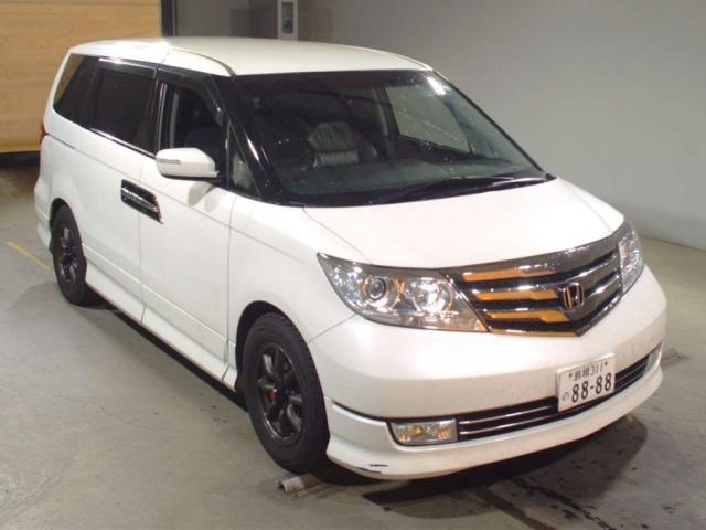Import and buy HONDA ELYSION 2013 from Japan to Nairobi, Kenya