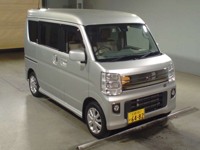 Import and buy MITSUBISHI TOWNBOX 2016 from Japan to Nairobi, Kenya