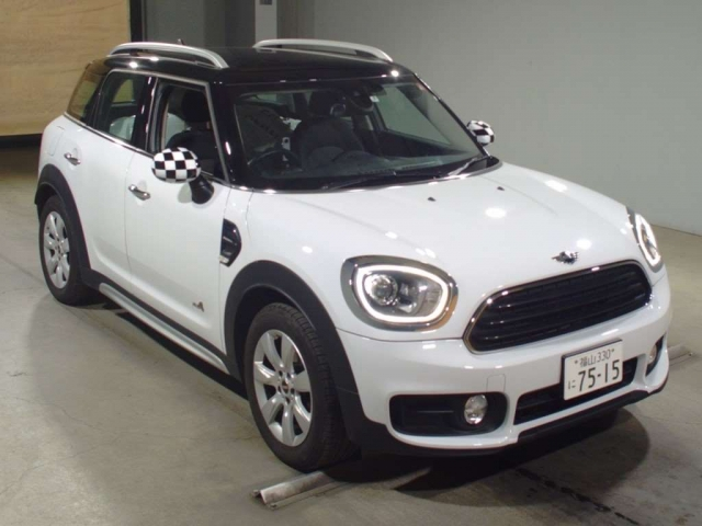 Import and buy BMW MINI 2017 from Japan to Nairobi, Kenya