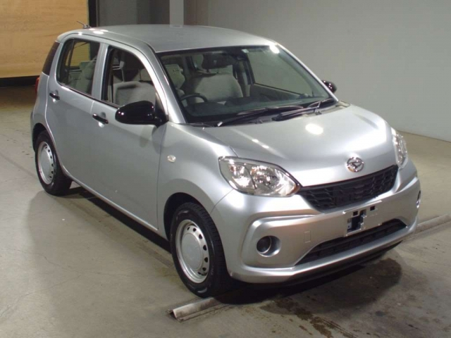 Import and buy DAIHATSU BOON 2016 from Japan to Nairobi, Kenya