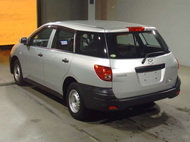 Import and buy MAZDA FAMILIA VAN 2014 from Japan to Nairobi, Kenya