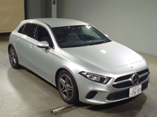 Import and buy MERCEDES BENZ A CLASS 2019 from Japan to Nairobi, Kenya
