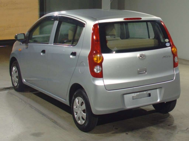 Import and buy DAIHATSU MIRA 2013 from Japan to Nairobi, Kenya