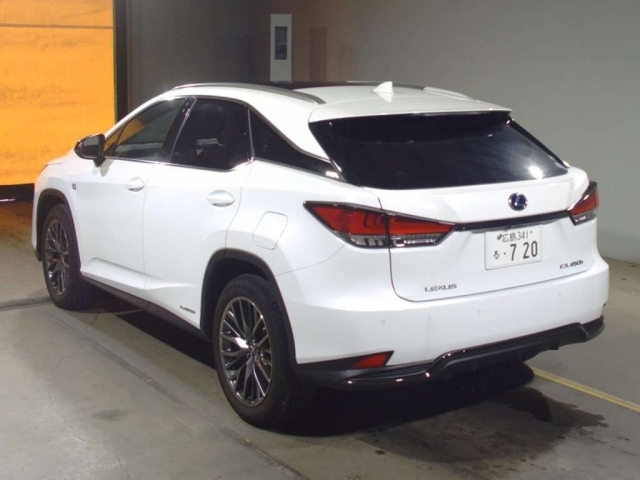 Import and buy LEXUS RX 2020 from Japan to Nairobi, Kenya
