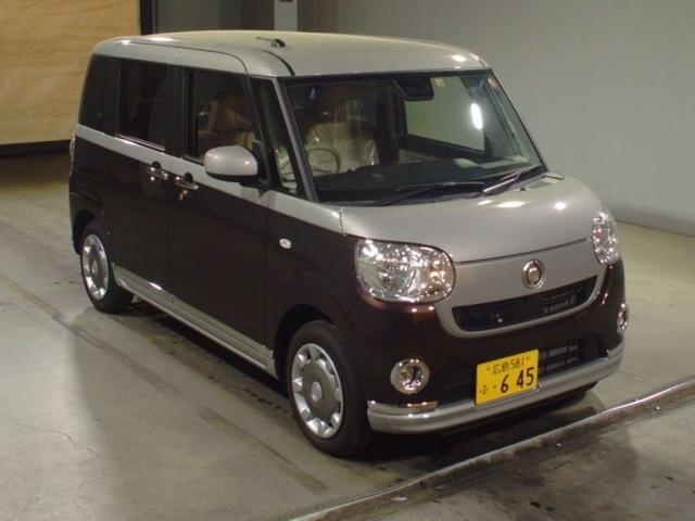 Import and buy DAIHATSU MOVE CANBUS 2019 from Japan to Nairobi, Kenya