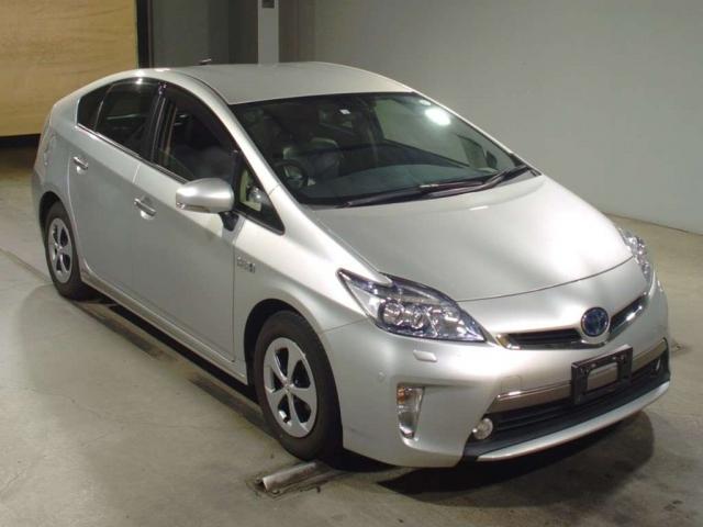 Import and buy TOYOTA PRIUS PHV 2014 from Japan to Nairobi, Kenya