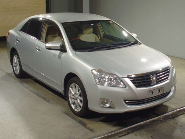 Import and buy TOYOTA PREMIO 2015 from Japan to Nairobi, Kenya