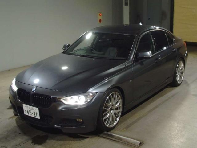 Import and buy BMW 3 SERIES 2015 from Japan to Nairobi, Kenya