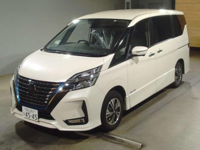 Import and buy NISSAN SERENA 2019 from Japan to Nairobi, Kenya