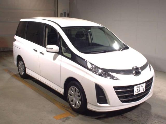 Import and buy MAZDA BIANTE 2015 from Japan to Nairobi, Kenya