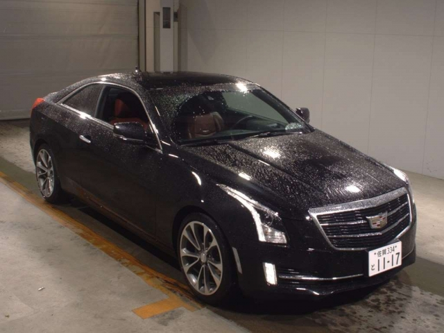 Import and buy GM CADILLAC ATS 2016 from Japan to Nairobi, Kenya