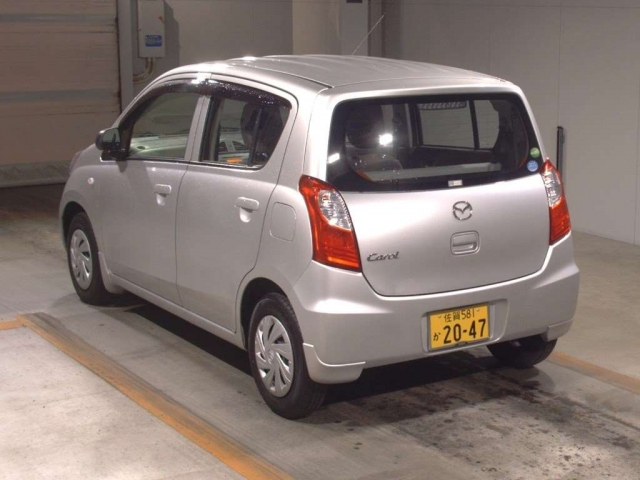 Import and buy MAZDA CAROL 2014 from Japan to Nairobi, Kenya