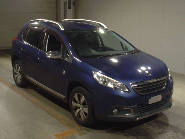 Import and buy PEUGEOT 2008 2015 from Japan to Nairobi, Kenya