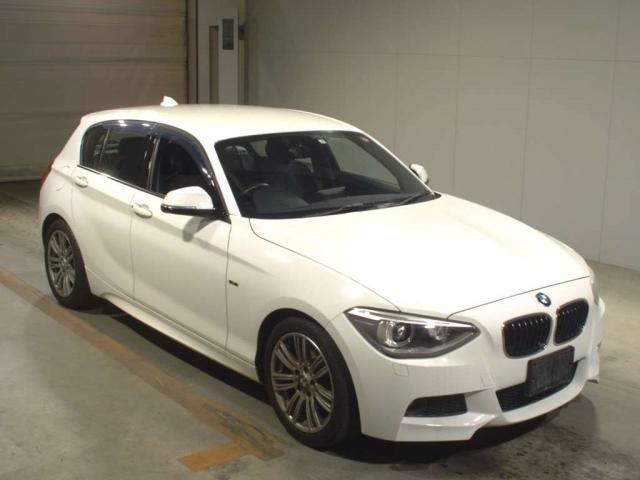Import and buy BMW 1 SERIES 2013 from Japan to Nairobi, Kenya