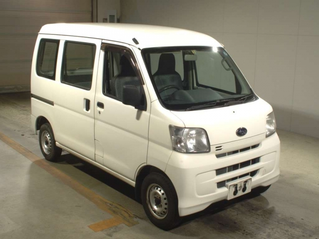 Import and buy SUBARU SAMBAR 2014 from Japan to Nairobi, Kenya