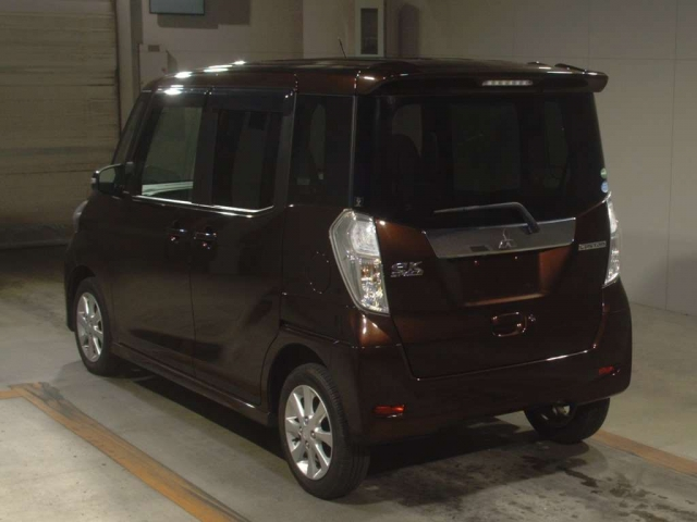 Import and buy MITSUBISHI EK SPACE 2015 from Japan to Nairobi, Kenya