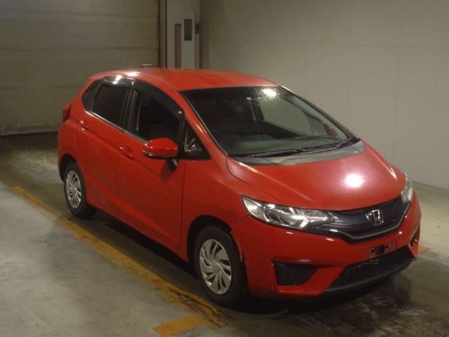Import and buy HONDA FIT 2014 from Japan to Nairobi, Kenya