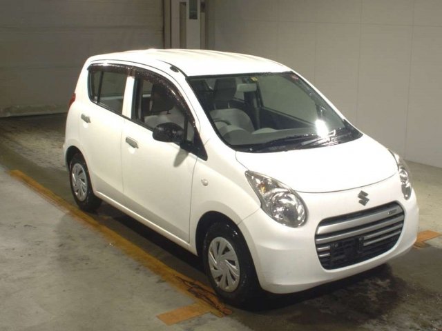 Import and buy SUZUKI ALTO ECO 2015 from Japan to Nairobi, Kenya