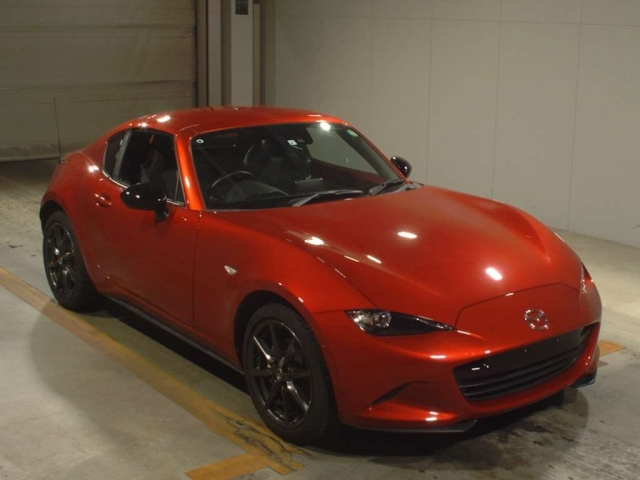 Import and buy MAZDA ROADSTER 2017 from Japan to Nairobi, Kenya