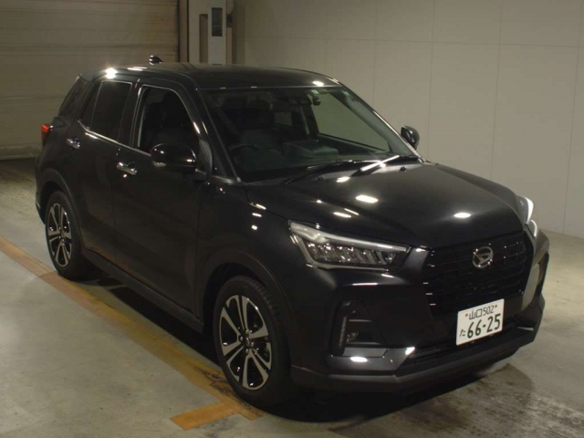Import and buy DAIHATSU ROCKY 2020 from Japan to Nairobi, Kenya