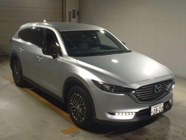 Import and buy MAZDA CX-8 2019 from Japan to Nairobi, Kenya