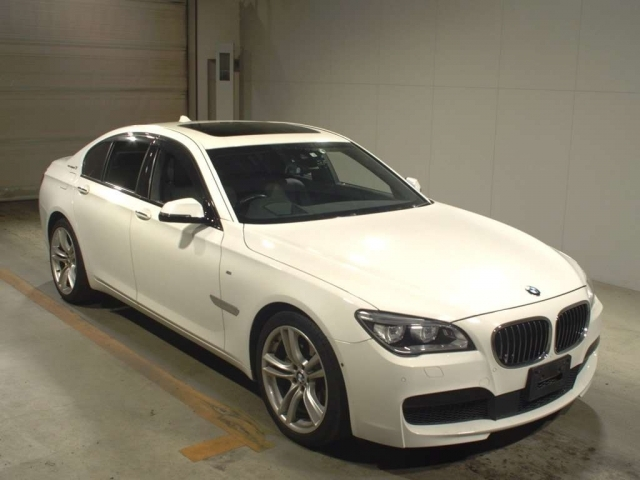 Import and buy BMW 7 SERIES 2014 from Japan to Nairobi, Kenya