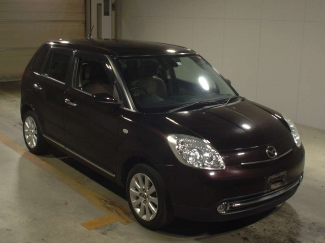Import and buy MAZDA VERISA 2014 from Japan to Nairobi, Kenya